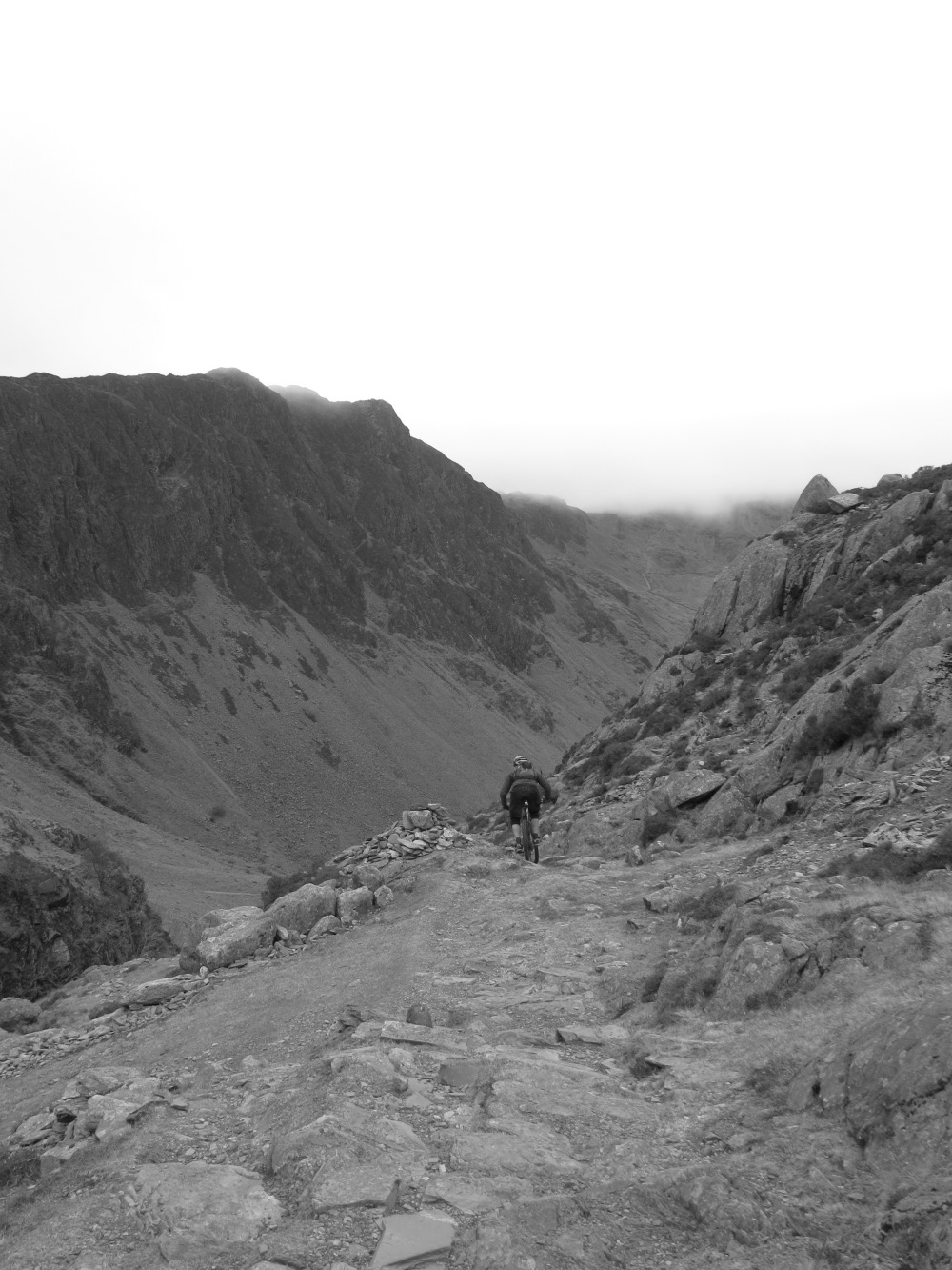 Dropping in to Wharnscale.