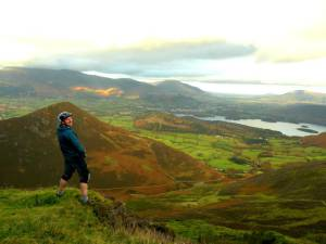 Harry, Sail, Lake District, November 2013