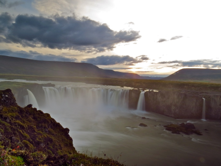 Godafoss - 'Waterfall of the Gods'