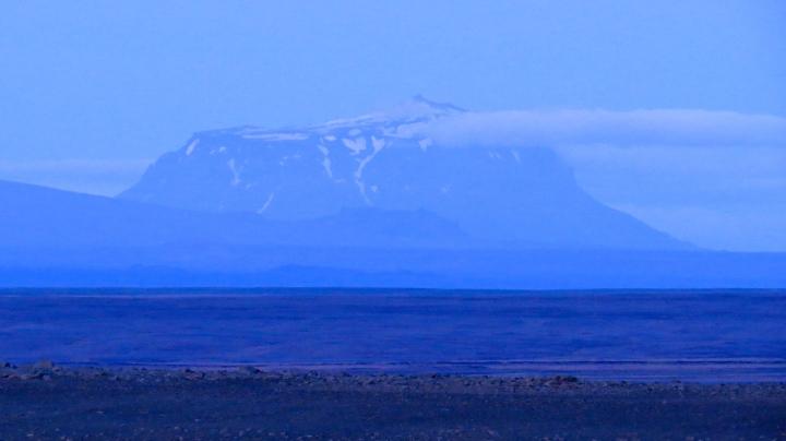 Herdubreid - 'the queen of mountains'