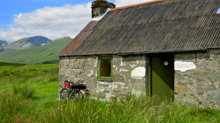 Meanach bothy