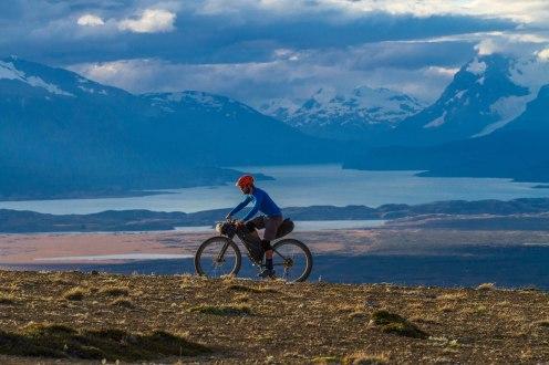 Touring in Patagonia