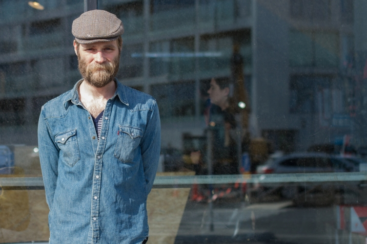 Emil, who runs Kría Cycles in Reykjavik. Pop in and say hi if you find yourself there with a bike, but be warned, is beard is better than yours.